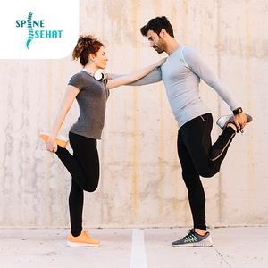 Olahraga Penyebab Sakit Pinggang