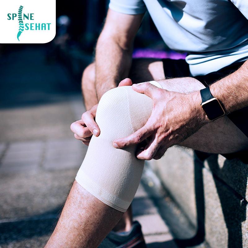 Sakit Lutut dan Cara Pemulihannya