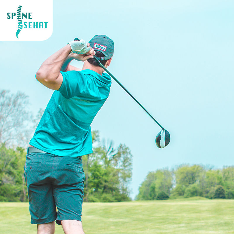 Cedera Olahraga Golfer Syndrome, Tennis Elbow dan Penanganannya