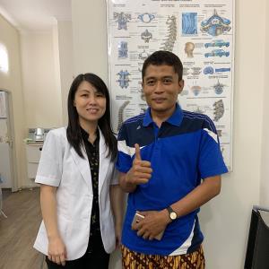 Testimoni Tn. Septionto, Jakarta