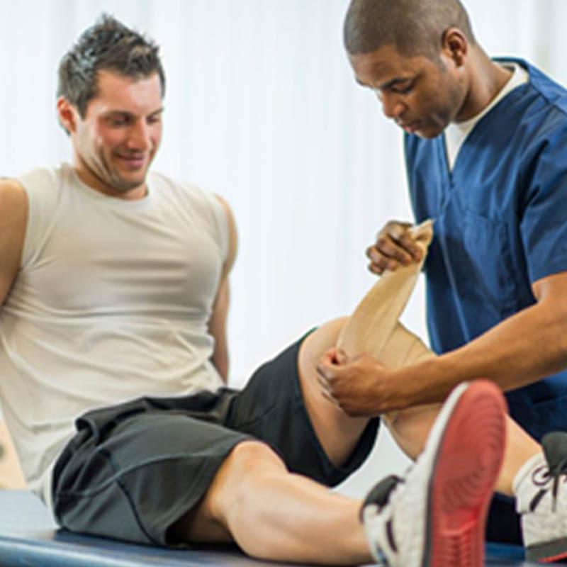 Penanganan Cedera Olahraga Dengan Tulang Belakang, Otot dan Persendian