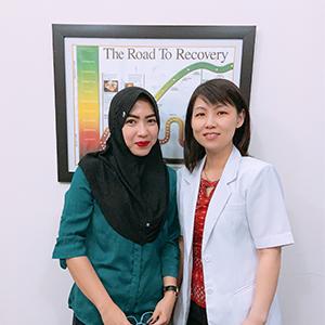 Testimoni Ibu Nur Octavianita, Jakarta